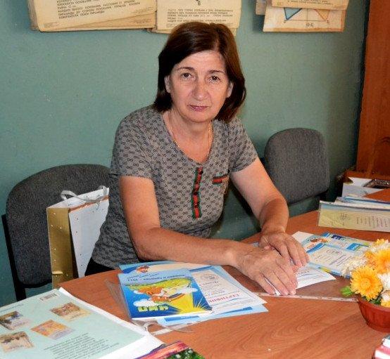 Татьяна Мукба