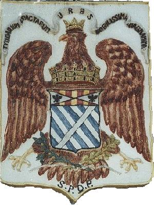 Герб города Патти (Италия)