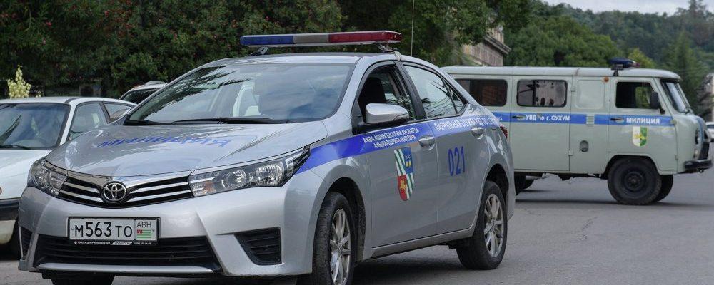 С 1 мая МВД Абхазии переходит на усиленный режим работы