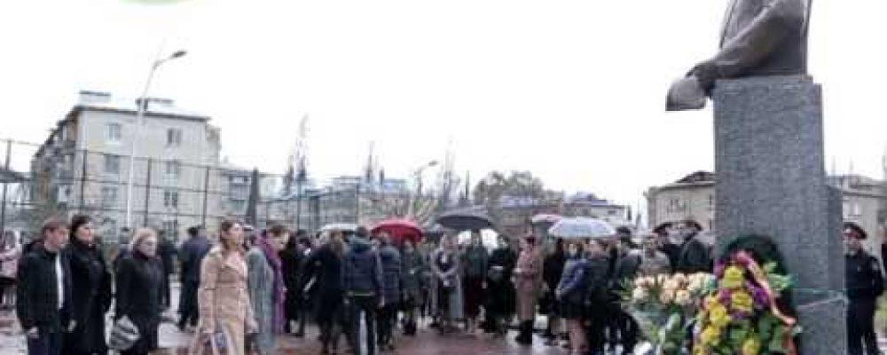 4 марта в Гагре почтили память  Владислава Ардзинба