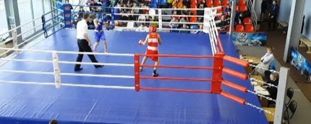С 13  по 19 февраля в  Анапе прошло первенство Краснодарского края по боксу
