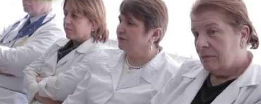 В Гагрской ЦРБ прошла встреча медперсонала с главой администрации
