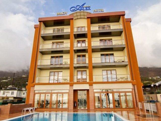 Alex Beach Hotel ****