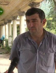Депутаты Гагрского районного Собрания провели субботник
