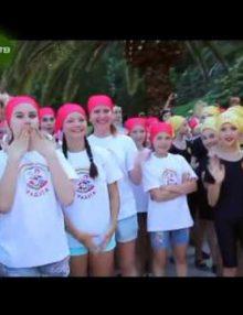 Младшая группа  ансамбля Афыртын стала обладательницей Гран-при на 9 Международном фестиваль-конкурсе детского и юношеского национального творчества Без границ