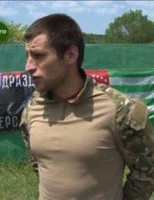 На территории Бзыпской СШ №2 прошли военно-тактические игры подразделения Нерс по страйкболу