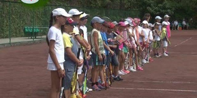 С 15 по 18 августа в Гагре пройдет ежегодный международный турнир по теннису