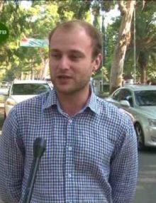 В Гагре по инициативе благотворительного движения Послы доброй воли Абхазии установлены лежачие полицейские