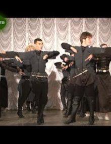 В Гагре прошел концерт ансамбля Апсны из Турции
