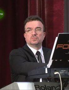 В Гагрском  Доме культуры прошел концерт известного российского музыканта Сергея Жилина