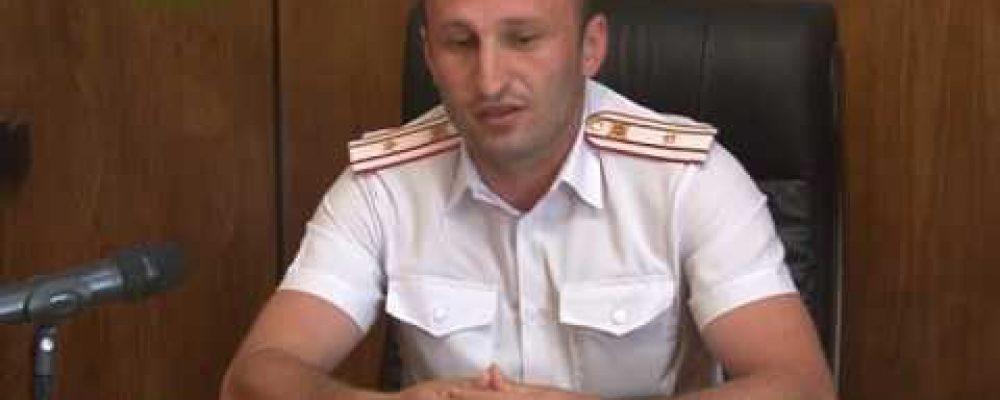 3 июля сотрудники ГАИ Абхазии отметили профессиональный праздник