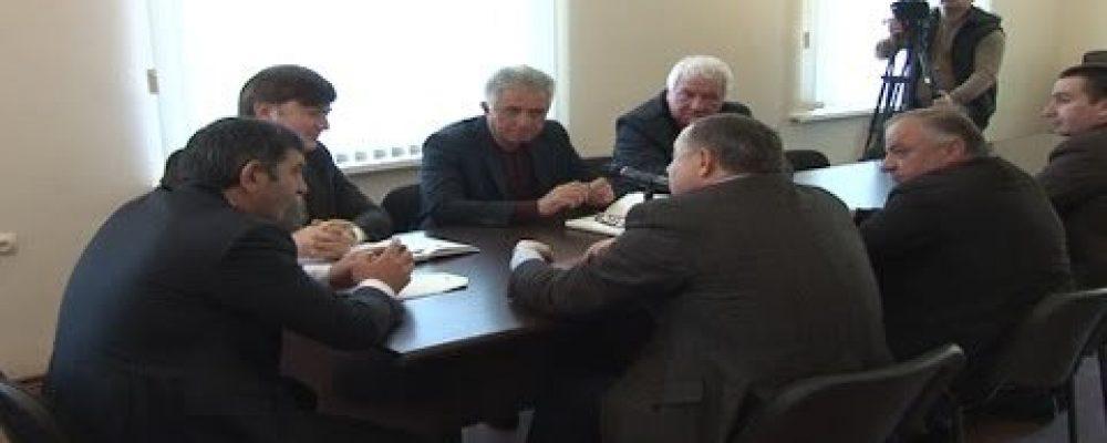 В администрации Гагрского района прошло собрание, посвященное вопросам абхазского языка