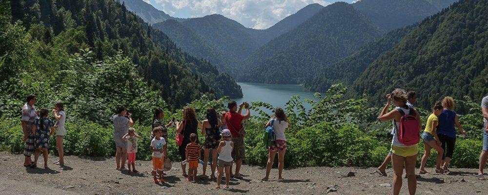 Хаджимба: туристов в 2017 году в Абхазии будет больше