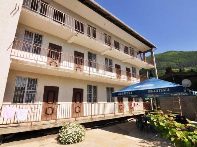 «Ася» — гостевой дом в Гагре — Частный сектор Гагры