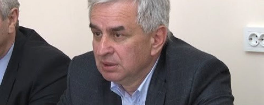 Президент Абхазии Рауль Хаджимба выехал с проверкой по вопросам незаконного строительтсва