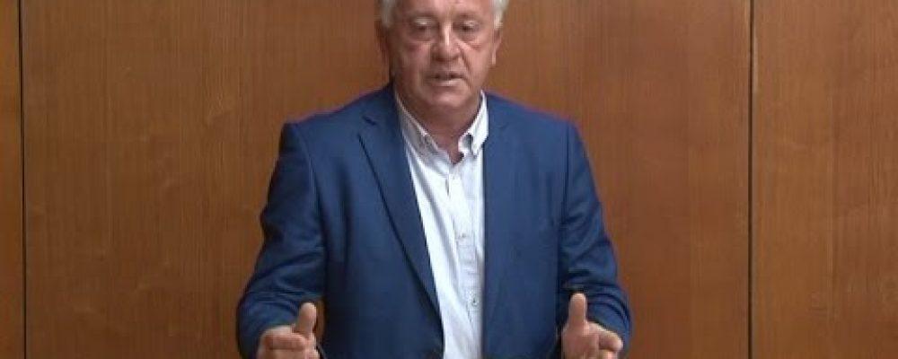 Прошло очередное заседание депутатов Собрания Гагрского района