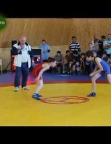 В поселке Цандрипш прошел Международный турнир по вольной борьбе