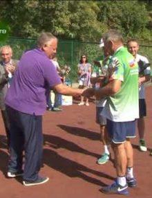 Завершился 16 Международный теннисный турнир Большая абхазская шляпа