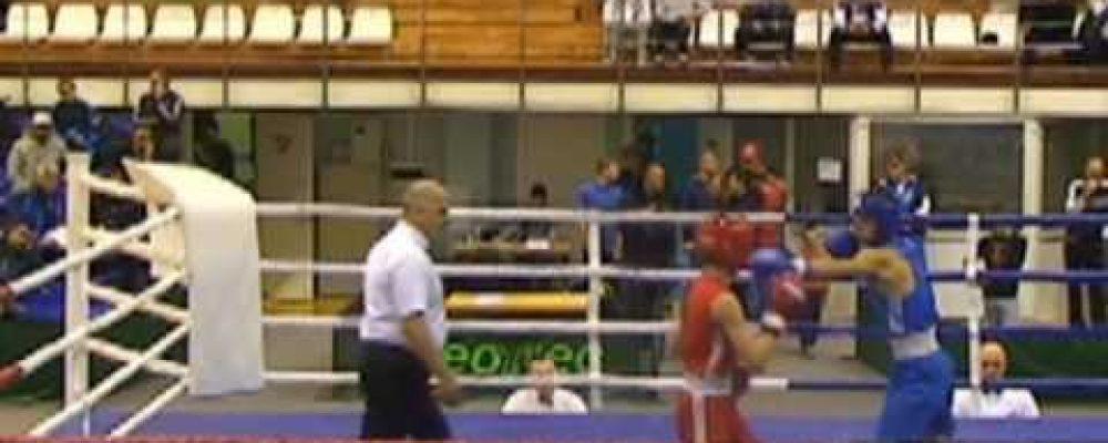 Гагрский боксер занял третье место на первенстве России по боксу среди юниоров