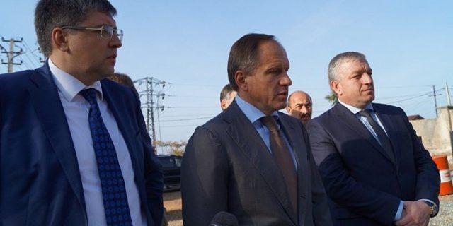 Лев Кузнецов в Гагре: мы видим реальную работу на объектах