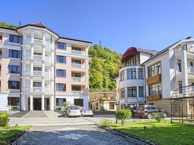 Гостиничный комплекс «Райда»