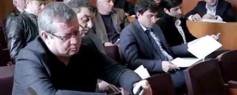 Состоялось очередное заседание депутатов Гагрского районного собрания