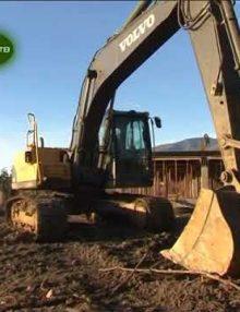 Строительство Гагрской абхазской школы №1 ведется под наблюдением главы администрации