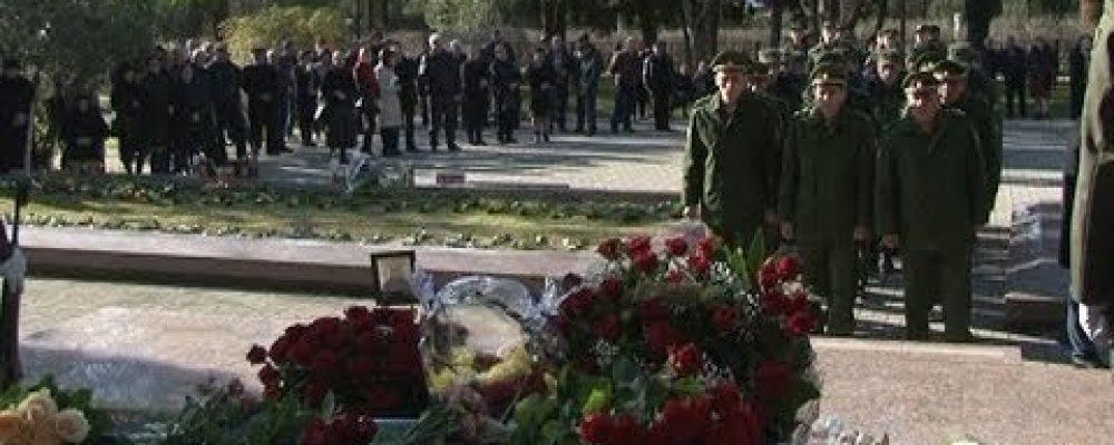 Тысячи жителей Абхазии почтили память жертв Латской трагедии в Гудауте