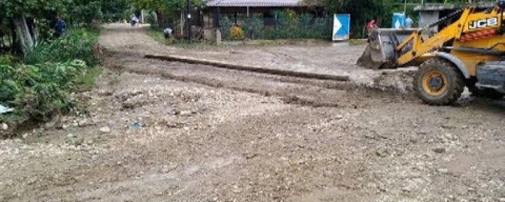 В ночь с 30 на 31 августа на село Лдзаа обрушился смерч