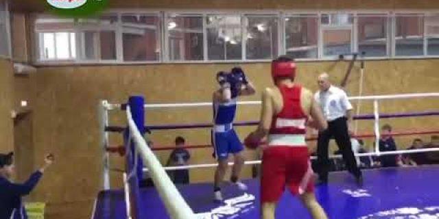В Сочи прошел предновогодний турнир по боксу