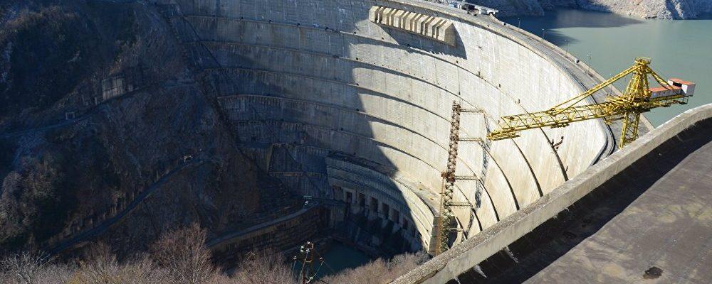 ИнгурГЭС: после 15 февраля подача энергии в Абхазию может остановиться