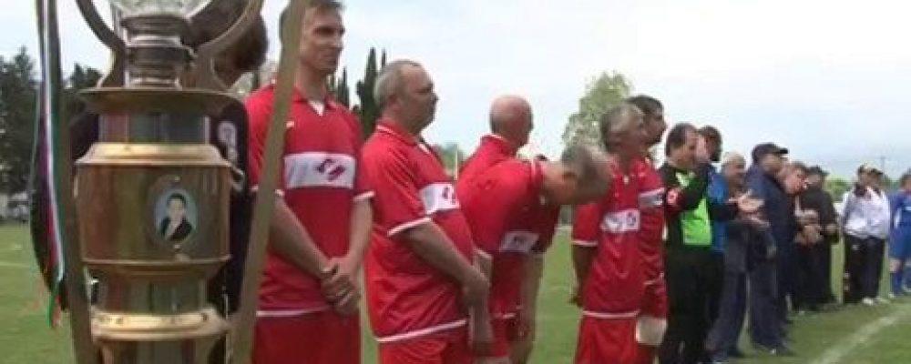 11 мая в с. Алахадзы открылся ежегодный Международный турнир по футболу на кубок первого президента Абхазии Владислава Ардзинба
