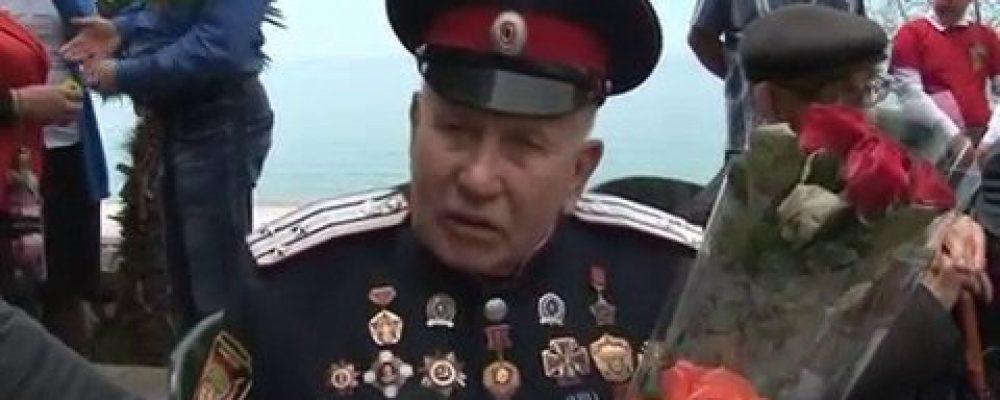 9 мая в Гагре у памятника Неизвестному солдату состоялись праздничные мероприятия в честь Дня Великой Победы