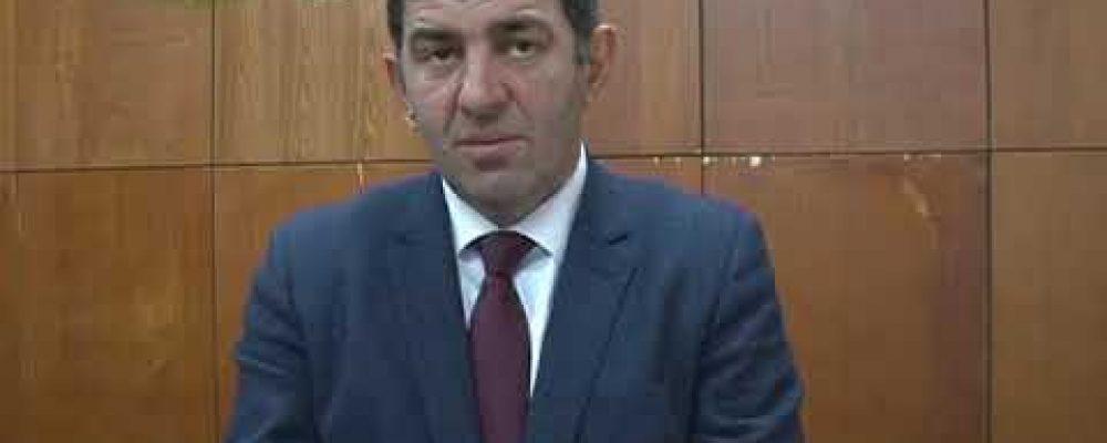 Собрание Гагрского района утвердило на должность главы администрации Геннадия Сичинава
