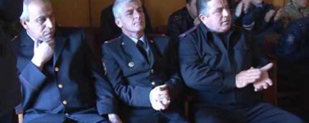 В предверии Дня милиции Заместитель Министра внутренних дел Республики Абхазия Борис Абитов поздравил личный состав Гагрского Управления с профессиональным праздником