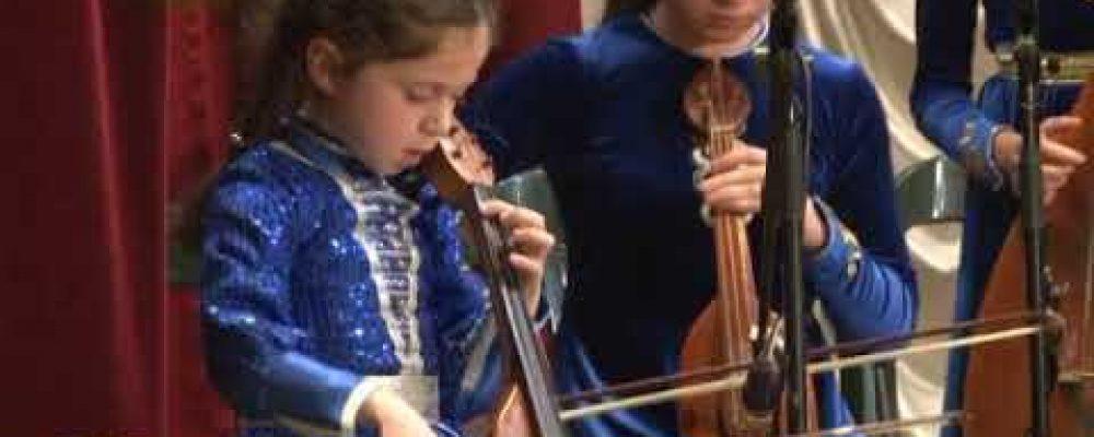 20 декабря в Гагрском Доме культуры прошел первый Международный музыкальный фестиваль народных инструментов