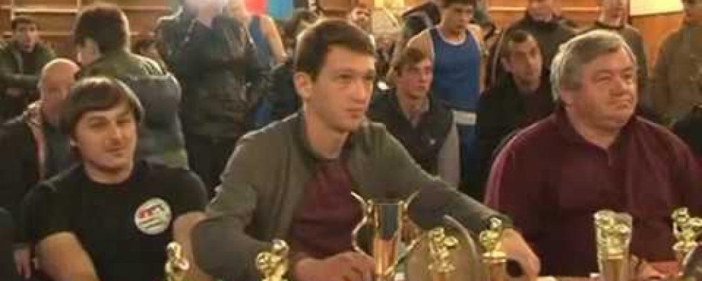 Боксеры из ДНР провели сборы в Гагре