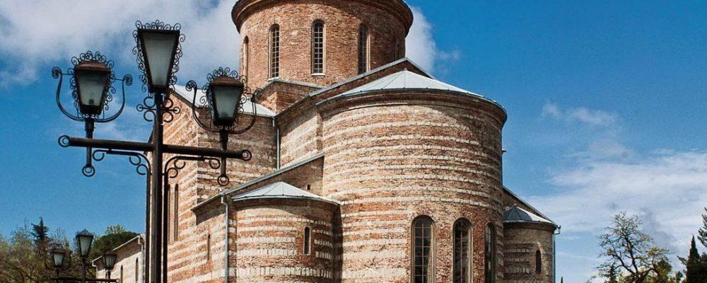 Виртуальная Абхазия: Пицундский храм